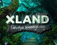 XLAND-A new world