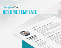 Resume Template Synnove