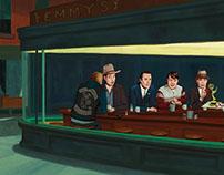 Emmy Nighthawks - Variety