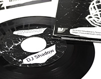 DJ Shadow Album Promotion