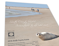 National Magazine Ads - South County Tourism Council