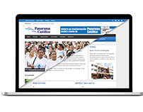 Website - Panorama Católico