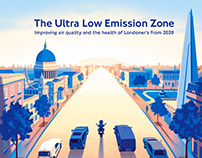TFL Ultra Low Emission Zone