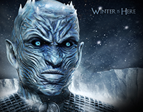 White Walker - GOT
