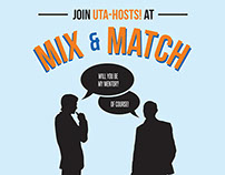 UTA-HOSTS! Mix and Match
