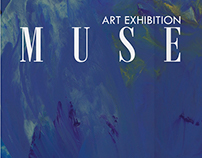 Event Branding: Muse Art Exhibition