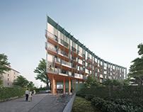 Quarto Cagnino Residentials in Milan