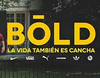Bold Lanzamiento