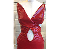 """AHA """"Go Red For Women"""" Red Dress"""