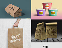25 Free Product Packaging Mock-ups - October 2015