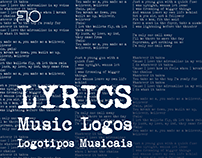 Lyrics - Music Logo Study