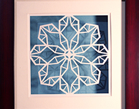 Papercut Gifting Frames