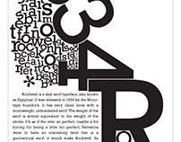 Rockwell (Typography)