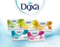 Doxa Sabun Ambalaj Tasarımı