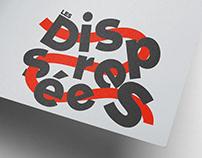 Les dispersées - Branding