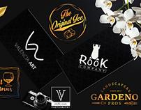 30 Logo Templates