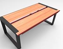 Multi-Purpose Electric Table. RHINO 5 + SOLID 3D