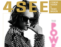 4SEE Magazine FW 2016 Cover