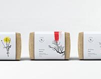 Starneer: Olive Oil Soap Packaging