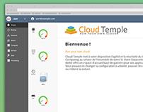 CloudTemple - UX/UI
