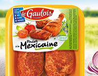 Packaging Le Gaulois été - Gamme Classique