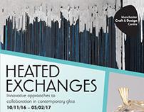 Heated Exchanges - Exhibition Branding - MCDC