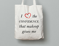 Make up Totebag
