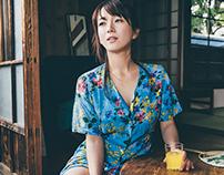 園都 FRIDAYデジタル写真集「せんぷうき」より