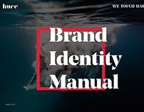 Huee - brand tonality & guidelines