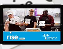 Rise Bakery with Interserve partnership