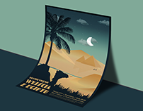 Pesach Vintage / Poster & Book