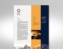 Brochure /CM Coimbra Cultural Program