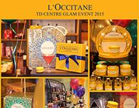 L'Occitane Glam Event 2015