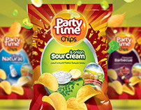 PARTY TIME CHIPS
