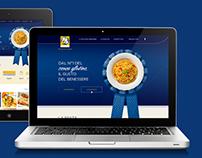 DS-Pasta Website • gluten-free recipes