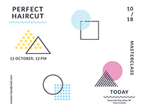Perfect Haircut | Modern and Creative Templates Suite