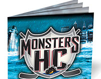 Monsters Hockey Club - Membership Renewal Booklet 2014
