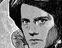 DUNE (dir. David Lynch) Fan Poster