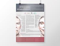 Cartaz Apresentação de Dissertação de Mestrado