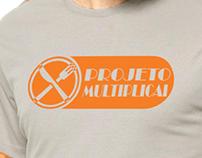 Logotipo Projeto Multiplicai
