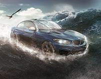 BMW   WALK IN WATER