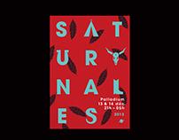 Saturnales 2013