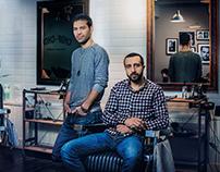 Barbers Chop-chop
