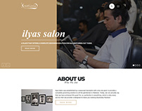 Men's Saloon - ilyas Salon ~ Webfolio