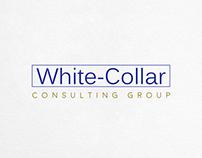 White Collar Corporate Logo Template $17.00