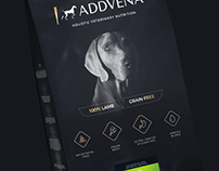 Addvena - Branding, Packaging, Webdesign
