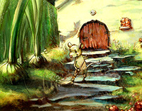 House of the Mouse illustration