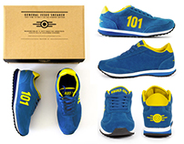 Fallout Vault 101 Tennis Shoe