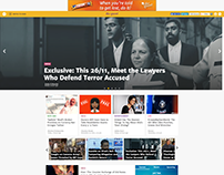 TheQuint.com - Mobile-first digital news platform