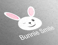 LOGO design for Bunnie Smile
